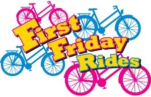 First Friday Rides logo