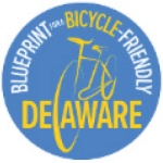 logo for Blueprint for a Bicycle-Friendly Delaware