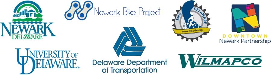 BikeNewark partner logos