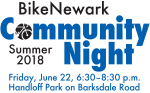 Summer 2018 Community Night, Friday, June 22, 6:30-8:30 p.m., Handloff Park on Barksdale Road