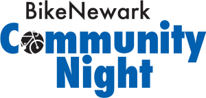 BikeNewark Community Night logo