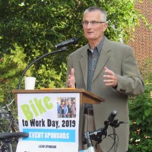 photo of Mayor Jerry Clifton